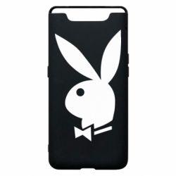 Чохол для Samsung A80 Заєць Playboy