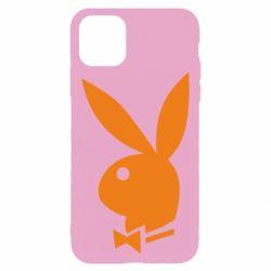 Чохол для iPhone 11 Pro Заєць Playboy