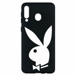 Чохол для Samsung M30 Заєць Playboy