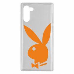 Чохол для Samsung Note 10 Заєць Playboy