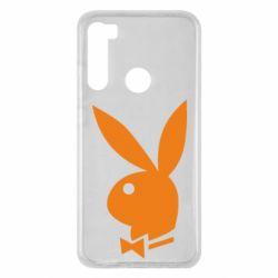 Чохол для Xiaomi Redmi Note 8 Заєць Playboy