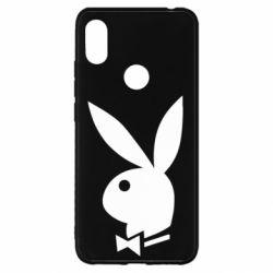 Чохол для Xiaomi Redmi S2 Заєць Playboy