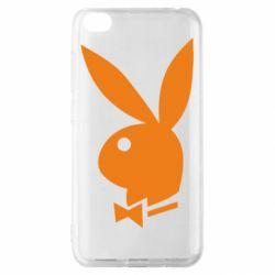 Чохол для Xiaomi Redmi Go Заєць Playboy