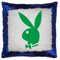 Подушка-хамелеон Заєць Playboy