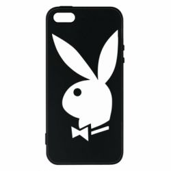 Чехол для iPhone5/5S/SE Заяц Playboy - FatLine