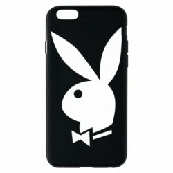 Чехол для iPhone 6/6S Заяц Playboy - FatLine