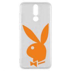Чехол для Huawei Mate 10 Lite Заяц Playboy - FatLine