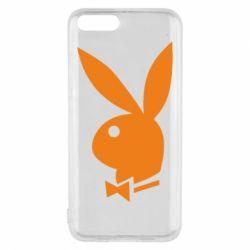 Чехол для Xiaomi Mi6 Заяц Playboy - FatLine