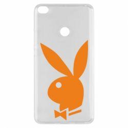 Чехол для Xiaomi Mi Max 2 Заяц Playboy - FatLine