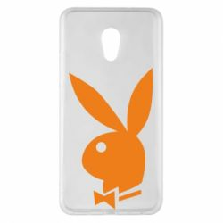 Чехол для Meizu Pro 6 Plus Заяц Playboy - FatLine