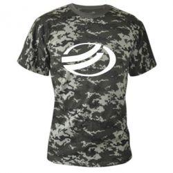 Камуфляжна футболка ZAZ
