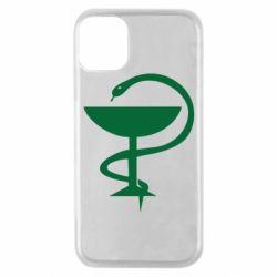 Чохол для iPhone 11 Pro охорона Здоров'я