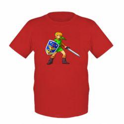 Детская футболка Zelda