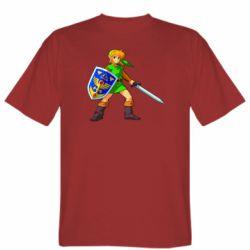 Мужская футболка Zelda