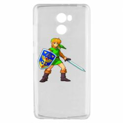 Чехол для Xiaomi Redmi 4 Zelda