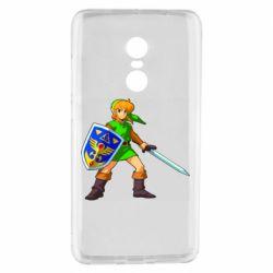 Чехол для Xiaomi Redmi Note 4 Zelda