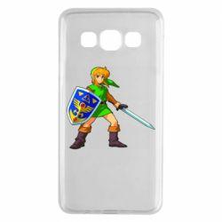 Чехол для Samsung A3 2015 Zelda