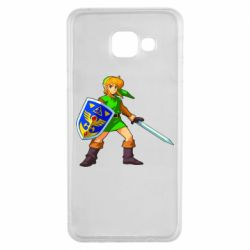 Чехол для Samsung A3 2016 Zelda