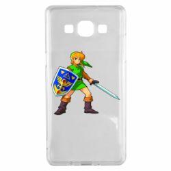 Чехол для Samsung A5 2015 Zelda