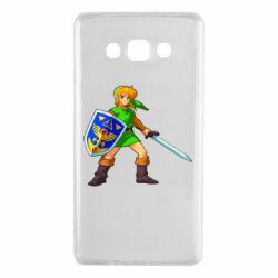 Чехол для Samsung A7 2015 Zelda