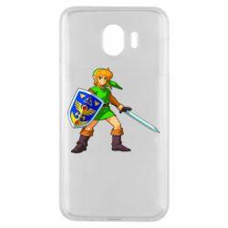 Чехол для Samsung J4 Zelda