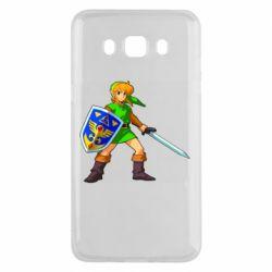 Чехол для Samsung J5 2016 Zelda