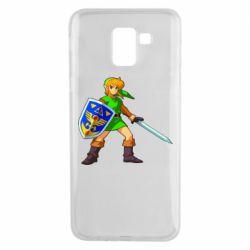 Чехол для Samsung J6 Zelda