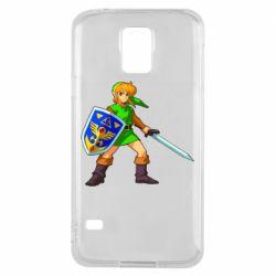 Чехол для Samsung S5 Zelda