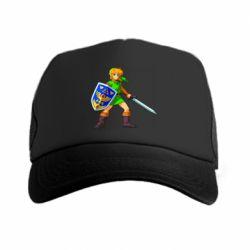 Кепка-тракер Zelda