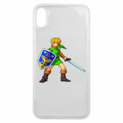 Чехол для iPhone Xs Max Zelda