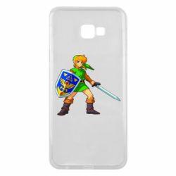 Чехол для Samsung J4 Plus 2018 Zelda