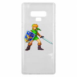 Чехол для Samsung Note 9 Zelda