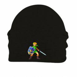 Шапка на флисе Zelda