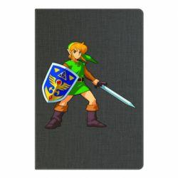 Блокнот А5 Zelda