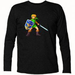 Футболка с длинным рукавом Zelda