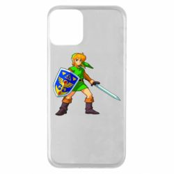 Чехол для iPhone 11 Zelda