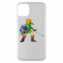 Чехол для iPhone 11 Pro Zelda
