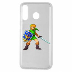 Чехол для Samsung M30 Zelda