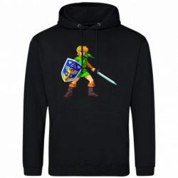 Мужская толстовка Zelda