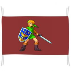 Флаг Zelda