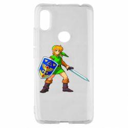 Чехол для Xiaomi Redmi S2 Zelda