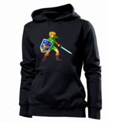 Женская толстовка Zelda