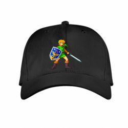 Детская кепка Zelda