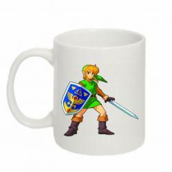 Кружка 320ml Zelda