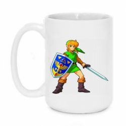 Кружка 420ml Zelda