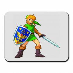 Коврик для мыши Zelda