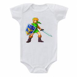 Детский бодик Zelda