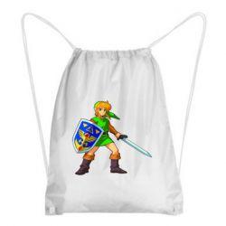 Рюкзак-мешок Zelda