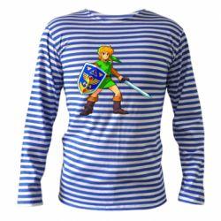 Тельняшка с длинным рукавом Zelda