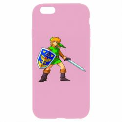Чехол для iPhone 6 Plus/6S Plus Zelda